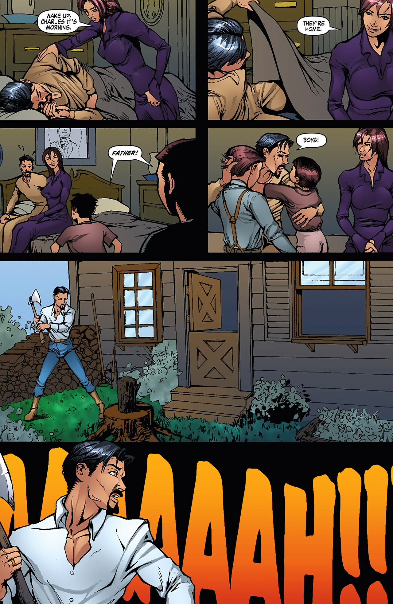 Grimm Fairy Tales (2005) Issue #12 #15 - English 20