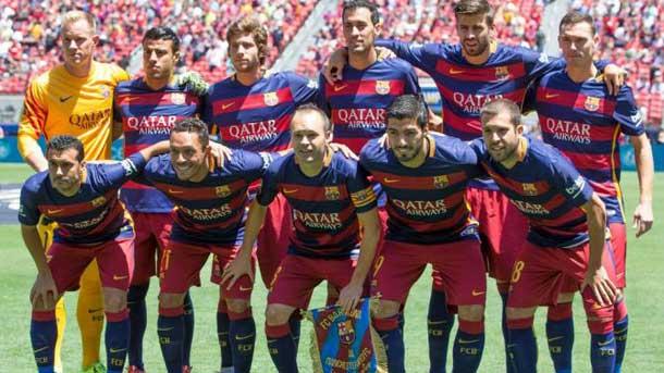 El FC Barcelona se enfrenta a la Roma de Rudi Garcia