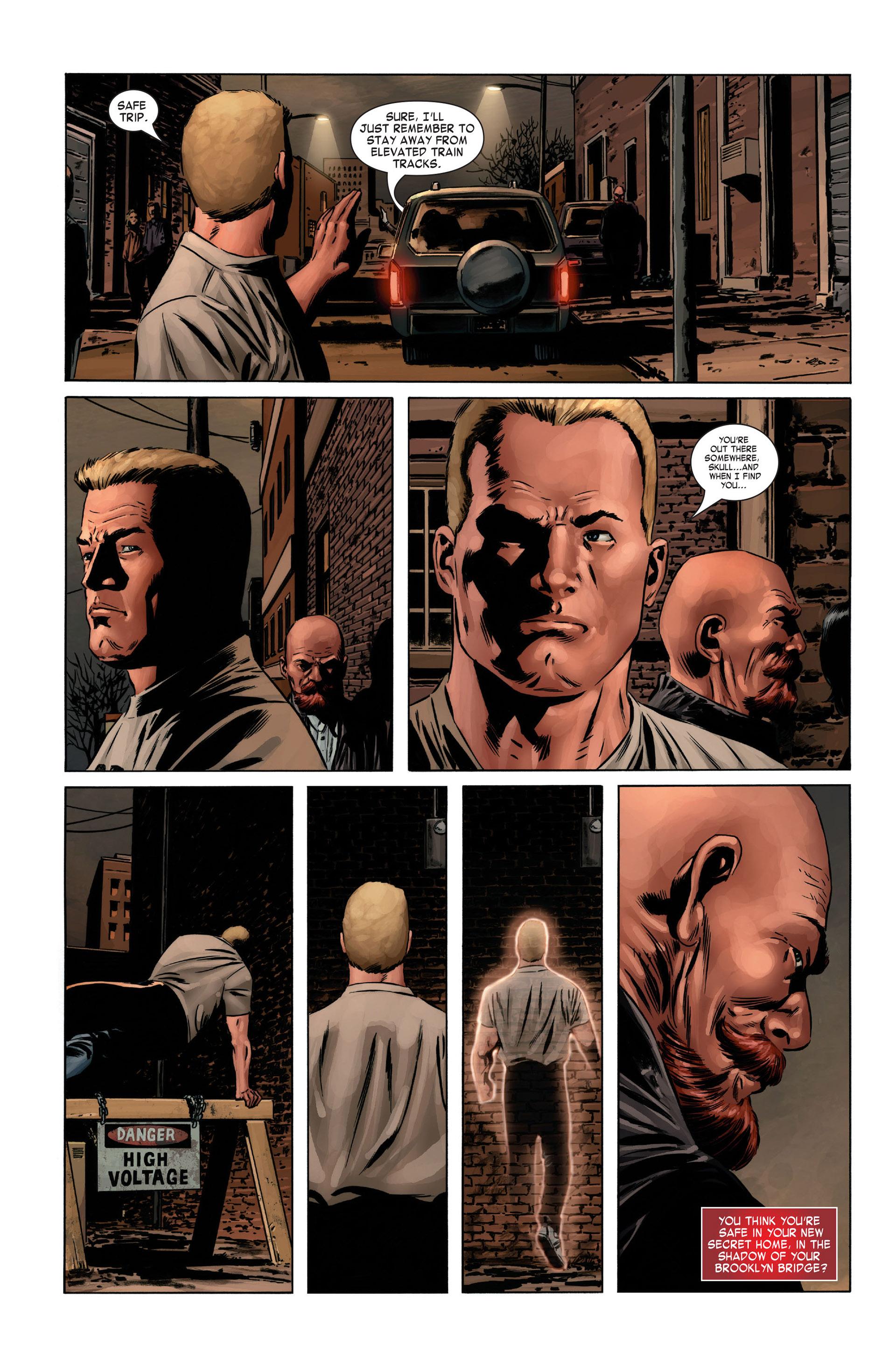 Captain America (2005) Issue #1 #1 - English 23
