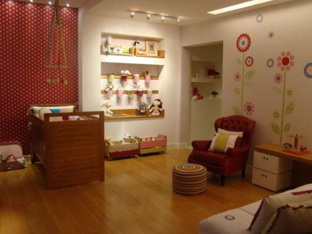Lilibaby ideas para decorar cuarto de ni a - Dormitorio bebe nina ...