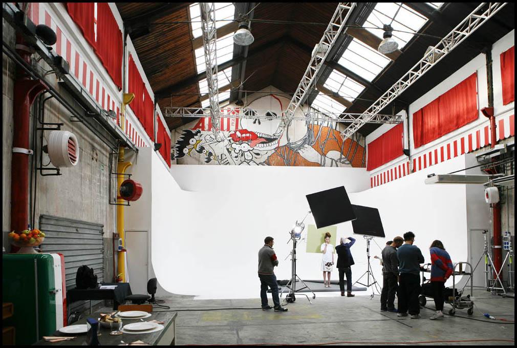 Toni thorimbert the blog behind the images alta for Circus studio milano