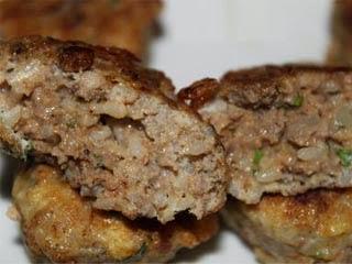 لحم مفروم على الطريقة التركية
