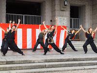 京都学生6人メンバーによる、京炎そでふれ!