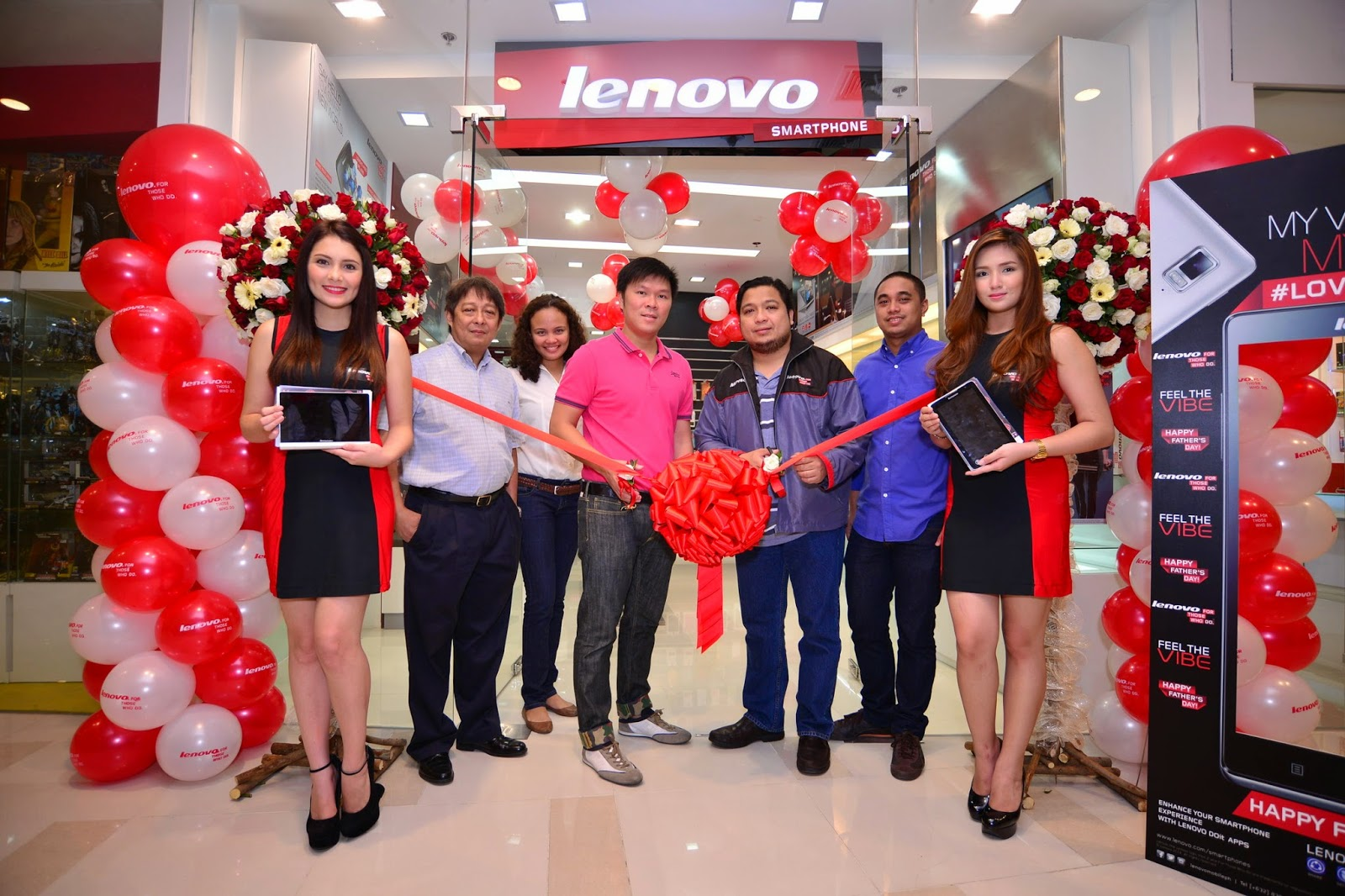Lenovo Mobile Exclusive Store - Ayala Fairview Terraces
