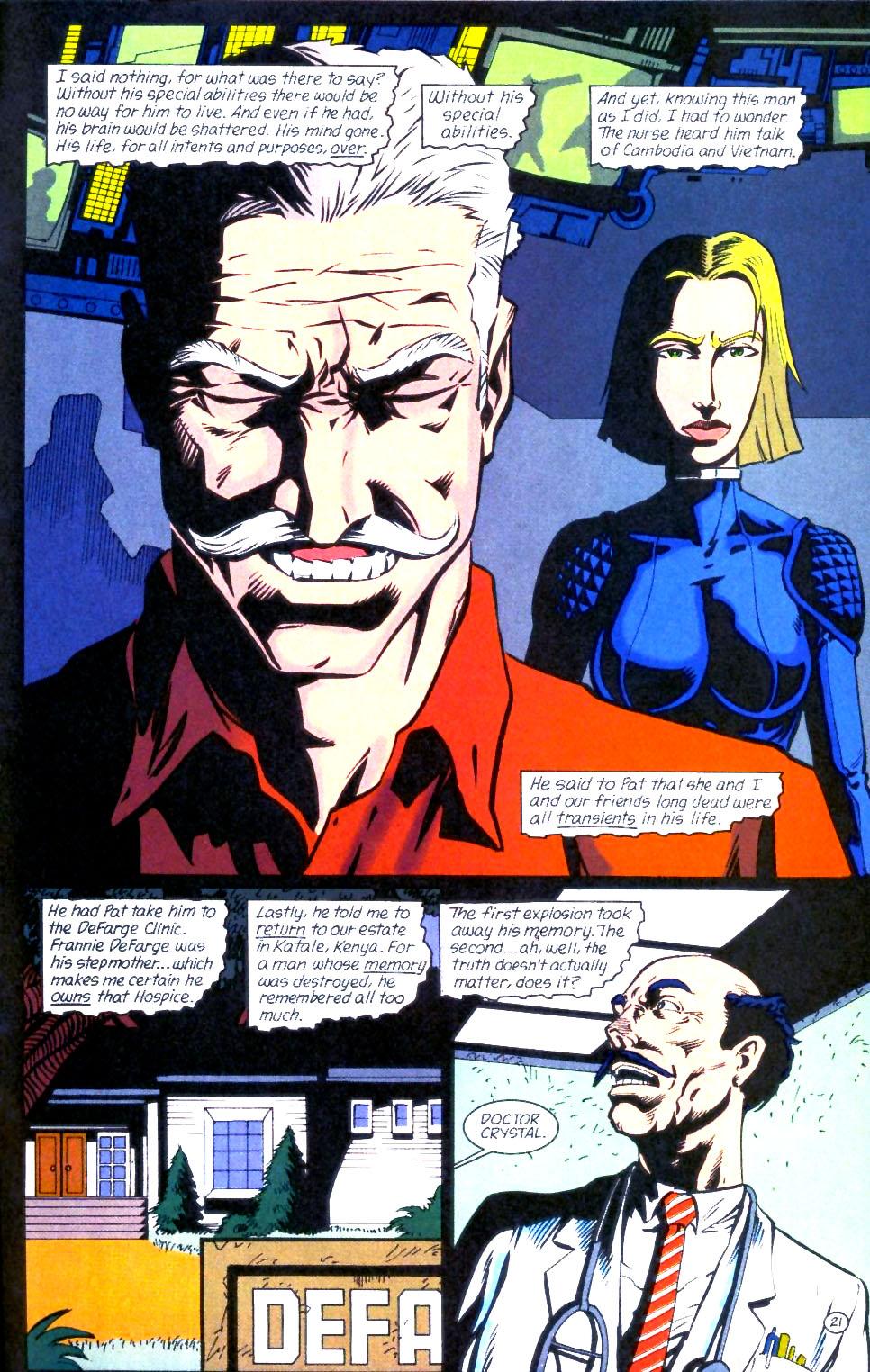 Deathstroke (1991) Issue #60 #65 - English 22