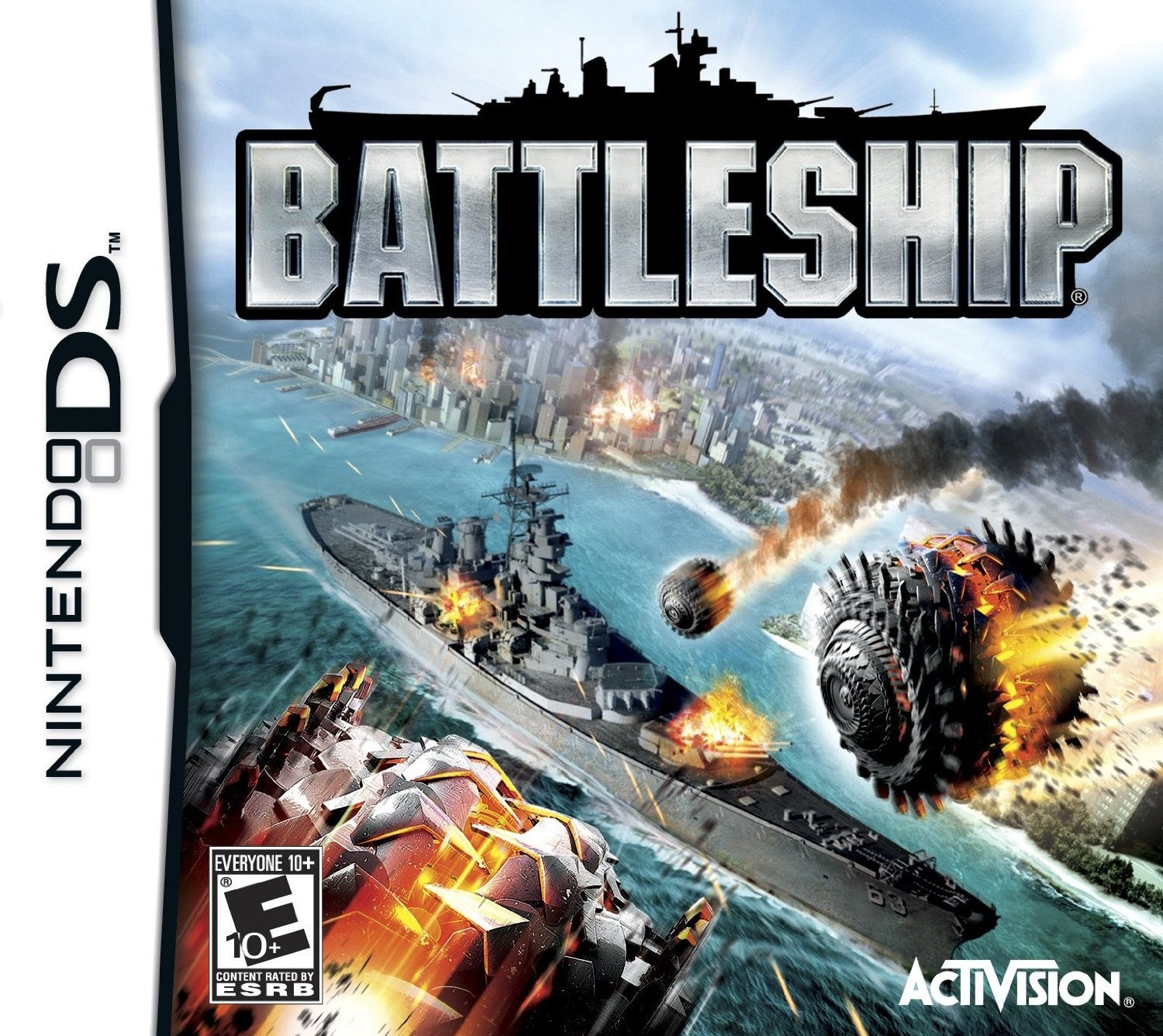 Battleship NDS Download EUR