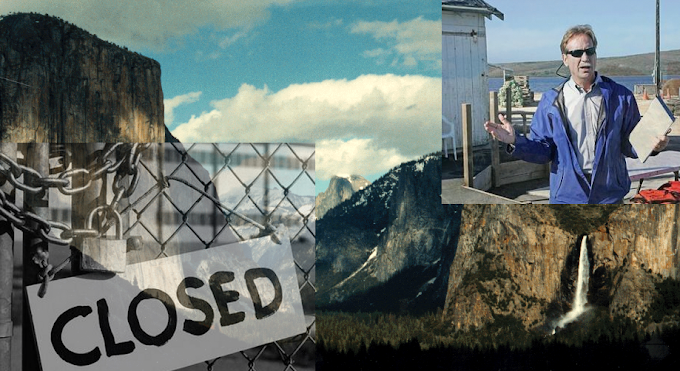 National Parks Closed Down Because of the Shutdown, Fire Don Neubacher!