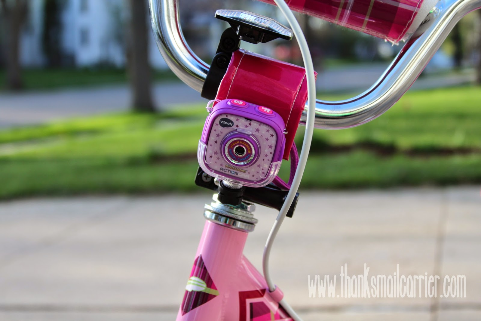 VTech Kidizoom Action Cam bike