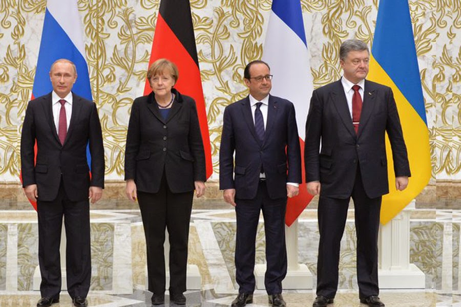 Agreed ceasefire Sunday, 0 clock to break the truce at 0:04 clock: Ukraine crisis