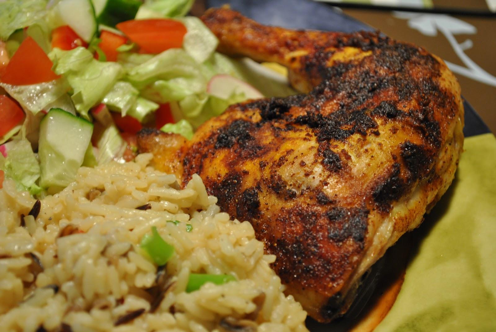 D lices et confession partage de recettes et d couvertes pilons ou cuisses de poulet au - Pilon de poulet a la poele ...