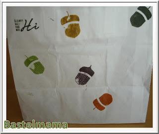 Farben orangentraum, Honiggelb, Brombeermousse, Waldmoos und wasabigrün