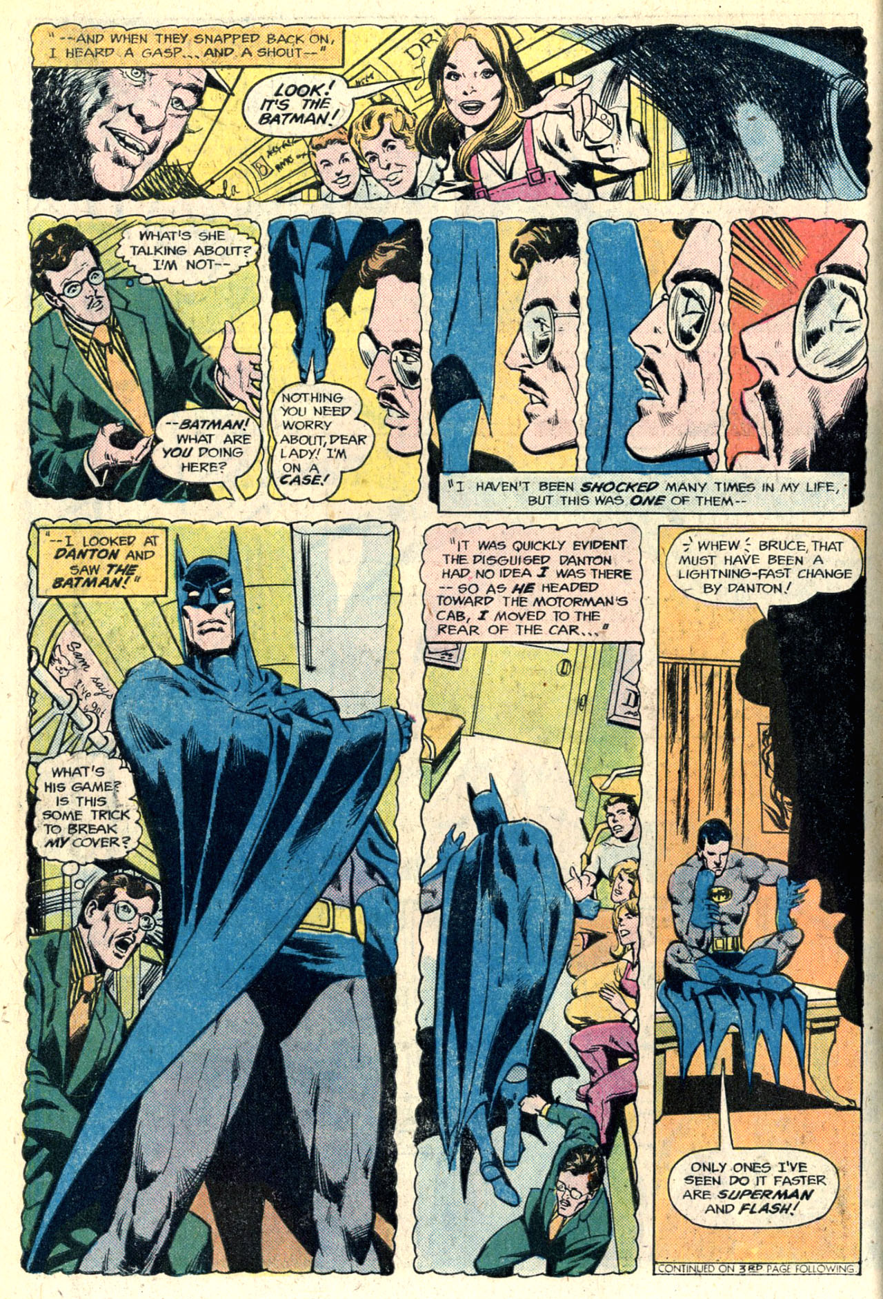 Detective Comics (1937) Issue #467 Page 7