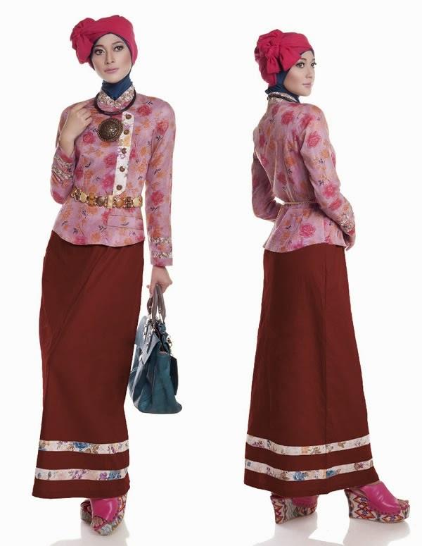 Gamis-Batik-Modern