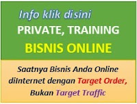 Private Bisnis Online, Internet Marketing, Online Shop