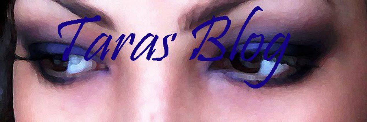 Taras Blog