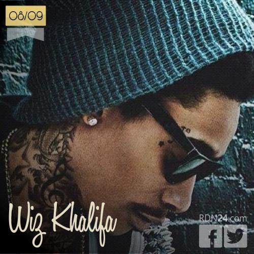 08 de septiembre | Wiz Khalifa - @wizkhalifa | Info + vídeos