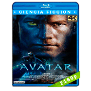 Avatar (2009) EXTENDED CUT HEVC H265 2160p Audio Dual Latino-Ingles