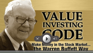 value investing code - make money in the stock market the warren buffett way , udemy course