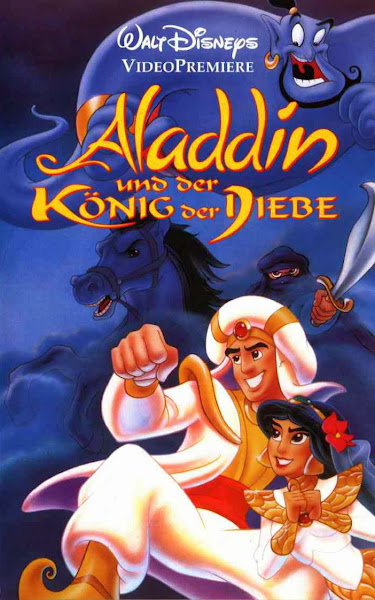 Aladdin and the King of Thieves 1996 In