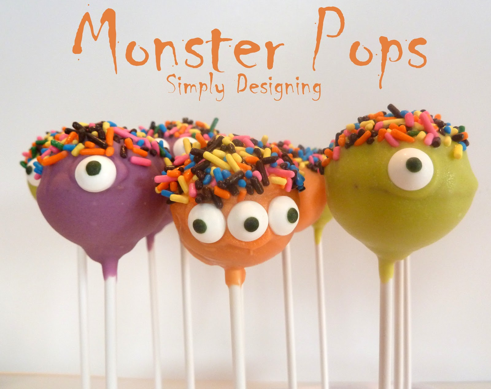 Cake Pops Recipe With Machine