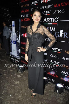 Anushka Sharma @ Maxim-Artic Bash 2011 Photos!