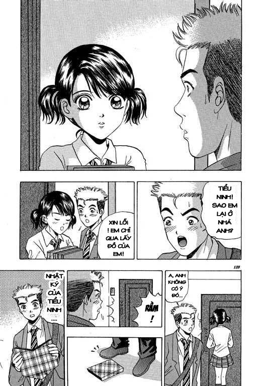 Malisa(Hội Mắt Nai) chap 7 - Trang 39