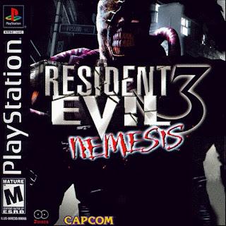 Download Game Resident Evil 3 Nemesis PS1 Menyeramkan dan Horror
