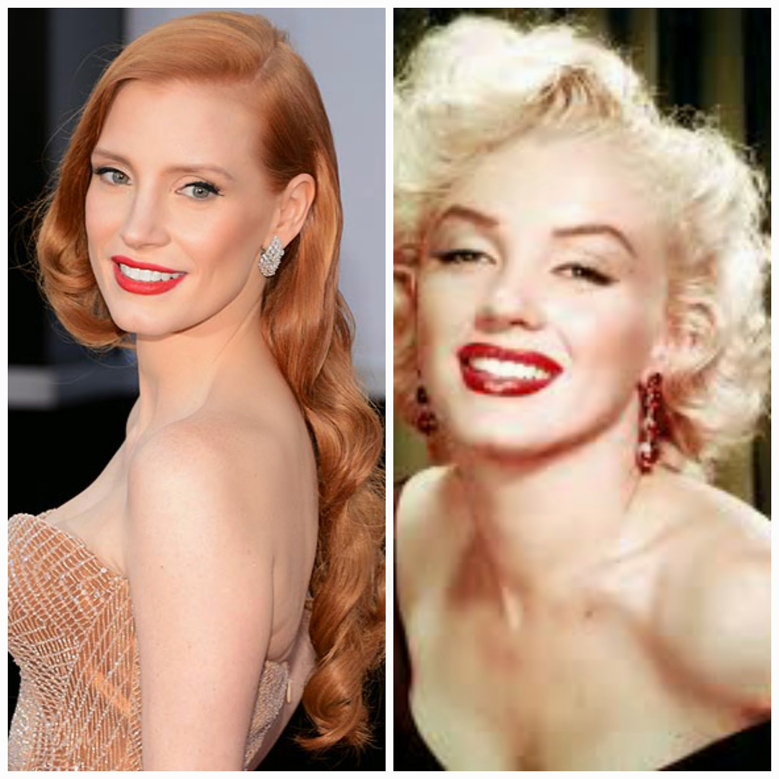 Jessica Chastain to Play Marilyn Monroe in Blonde