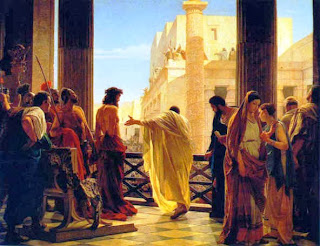 killing jesus pilate