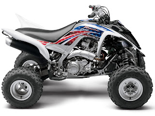 2013 Yamaha Raptor 700 ATV pictures 5