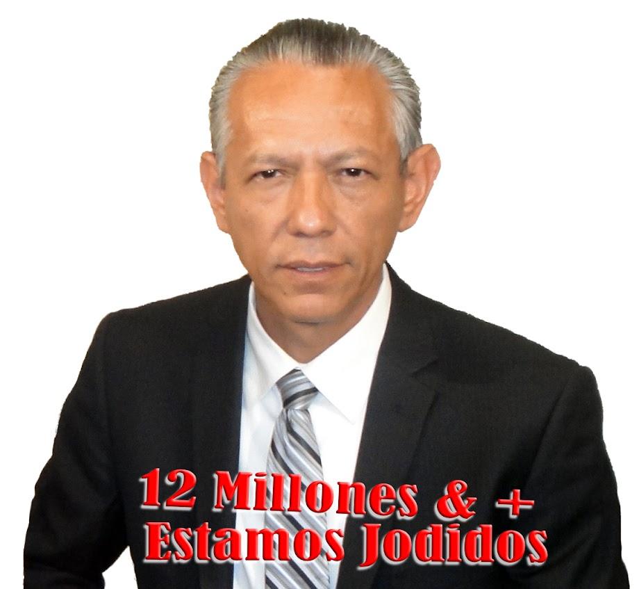 12 Millones & + Estamos Jodidos Al Chavez