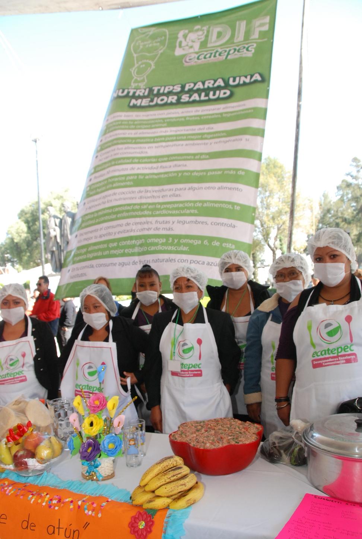 Cronista De Ecatepec Dif Ecatepec Promueve Alimentaci N