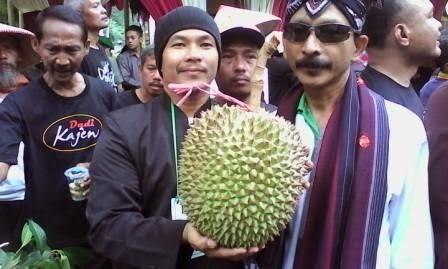 Ini Durian Cincin Terbesar Dan Termahal Menurut Hasil Kontes