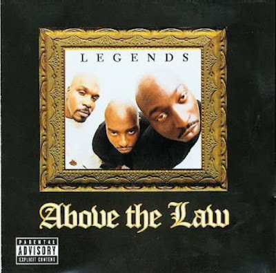 Above The Law – Legends (CD) (1998) (FLAC + 320 kbps)