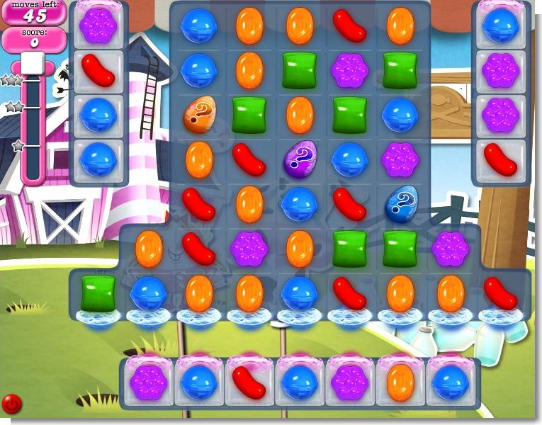 Candy crush tips level 244 doel van candy crush level 244 met level