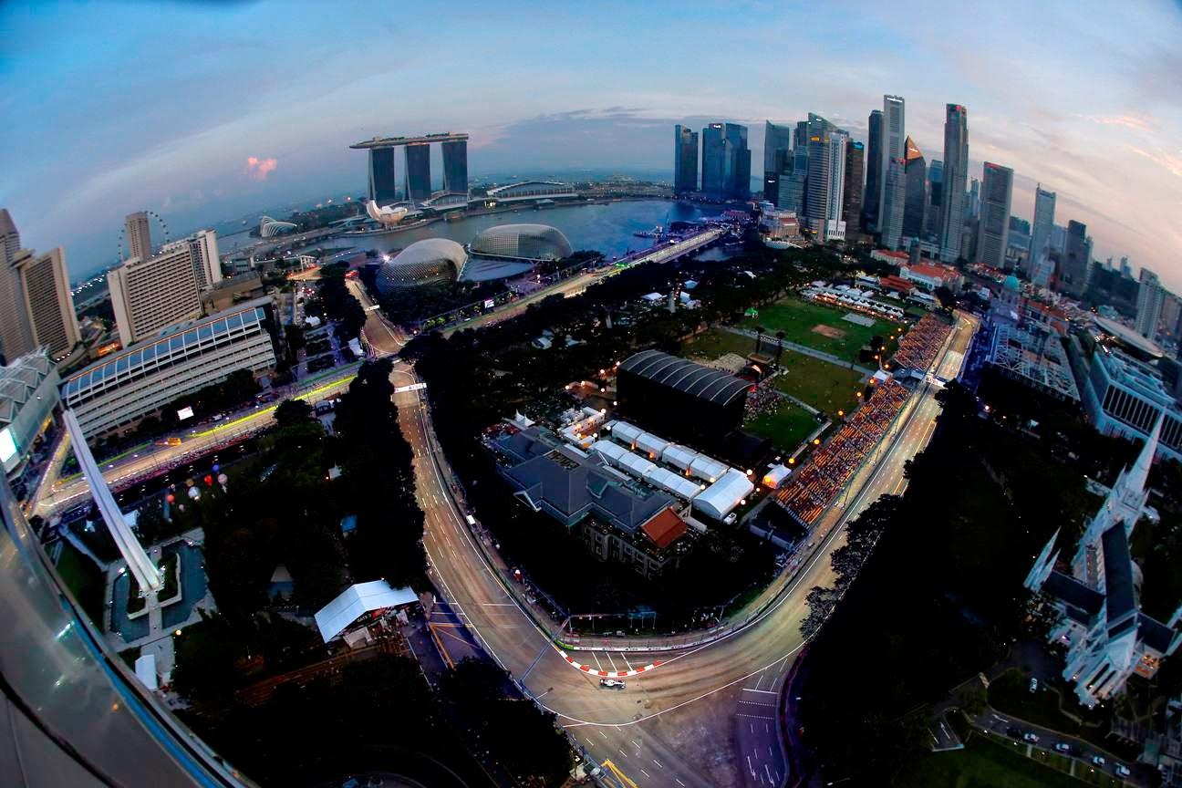 Grand Prix Σιγκαπούρης σήμερα στον Alpha