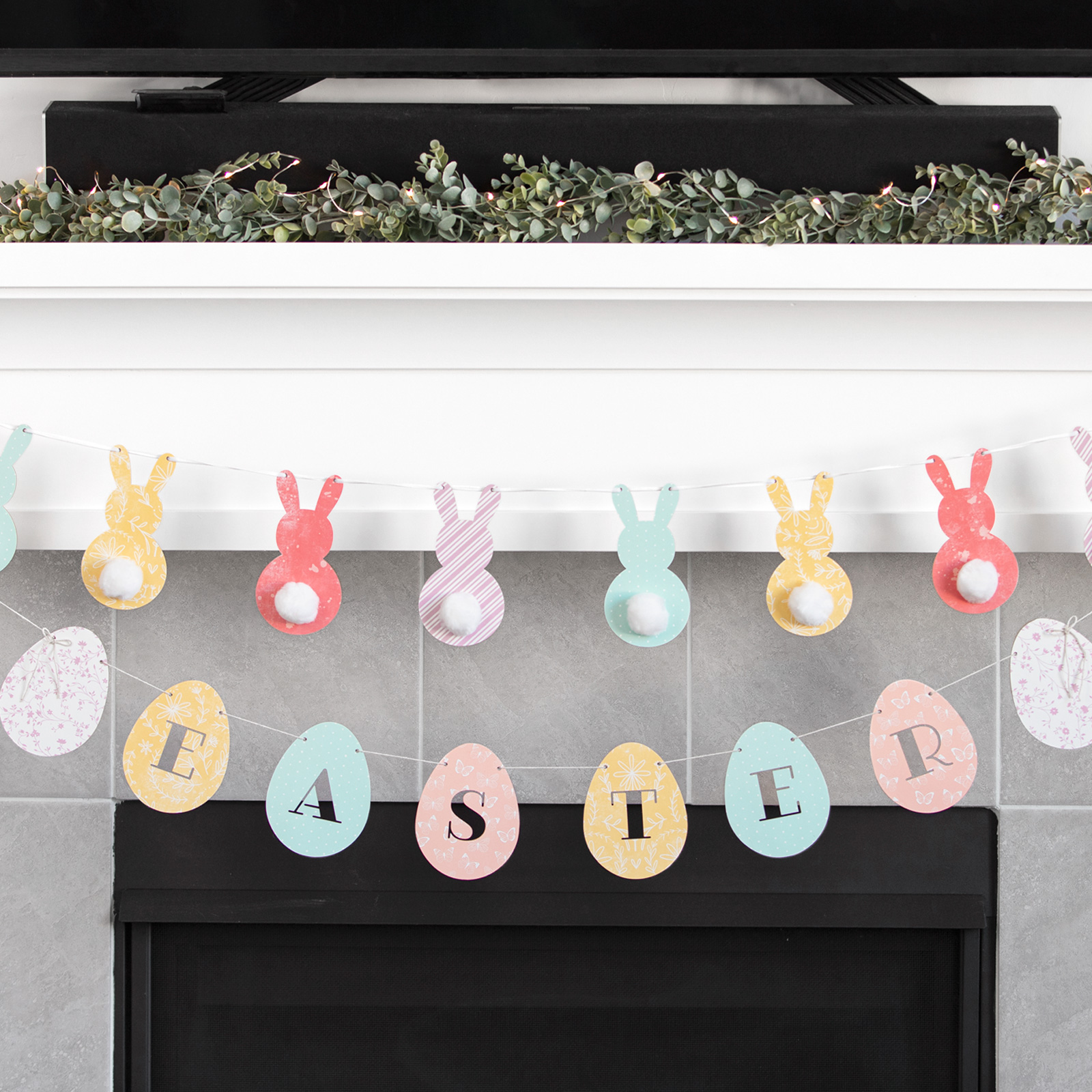 Easter Traditions Banner