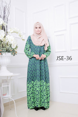 JUBAH SWEET ELEANOR (JSE) - BreastFeed Frenly (BF)