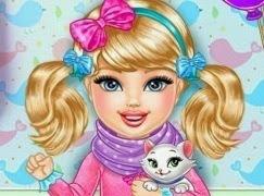 Nuevo juego de Barbie - Chelsea doctor care