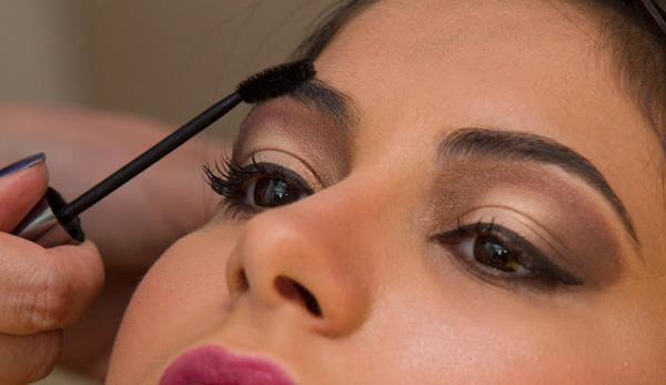 Bárbara Urias - Maquiagem para valorizar o olhar - By Alessandra Faria