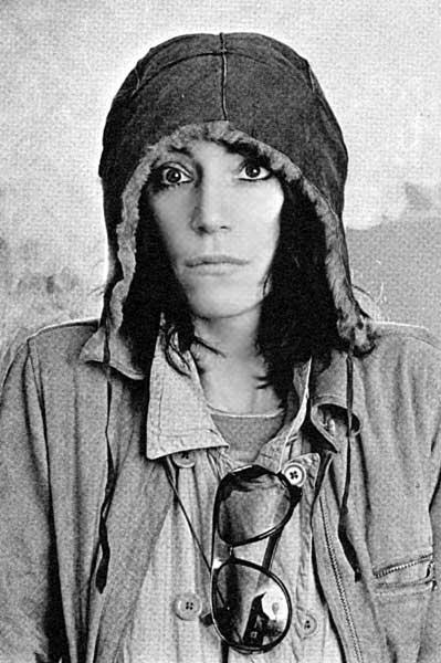 Tough Girl Style Patti Smith