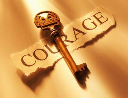 Une phrase sur le courage