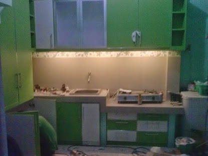 Kitchen set mbak betty depok