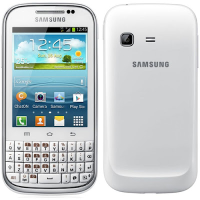 Hp Samsung Galaxy Chat