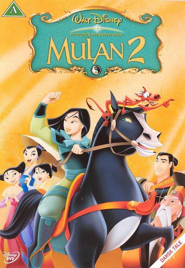 Mulan 2: A Lenda Continua Dublado