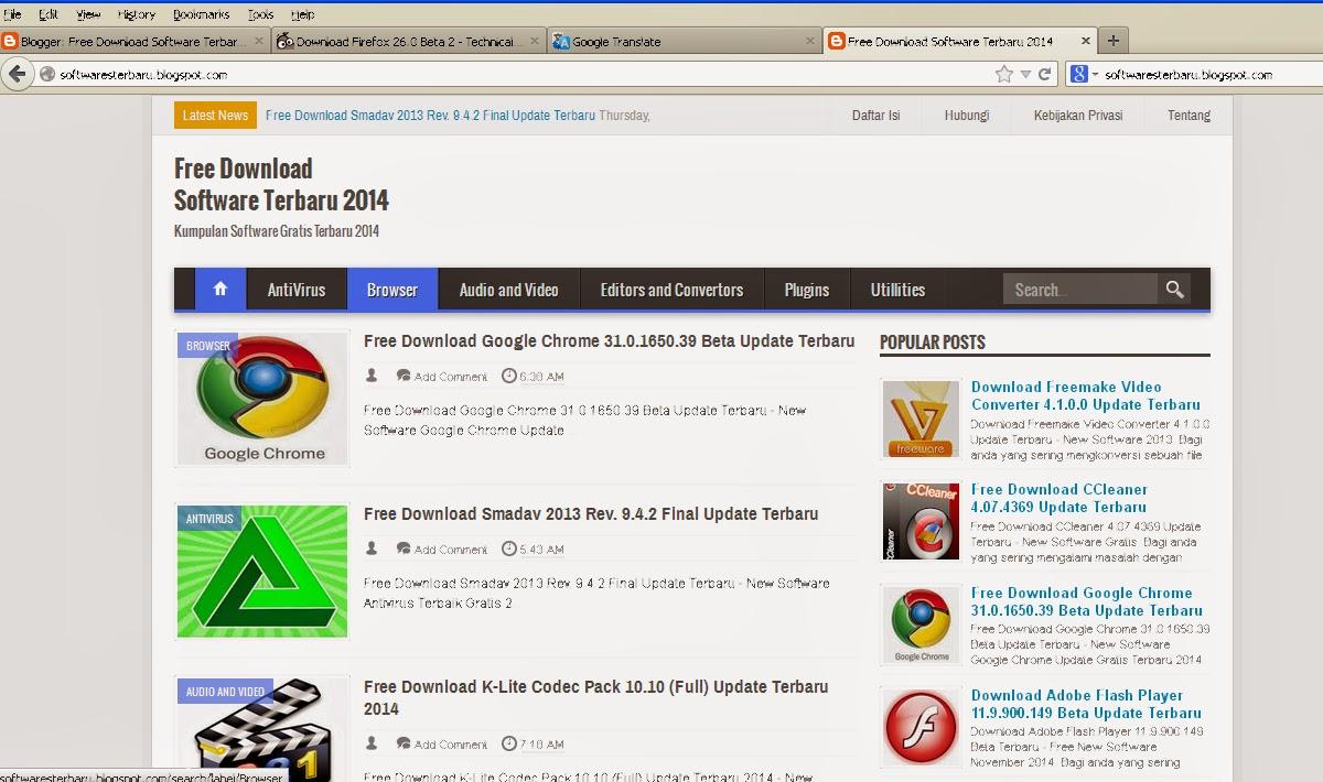 Firefox 26 released: install firefox on centos/rhel 6 and fedora 19.