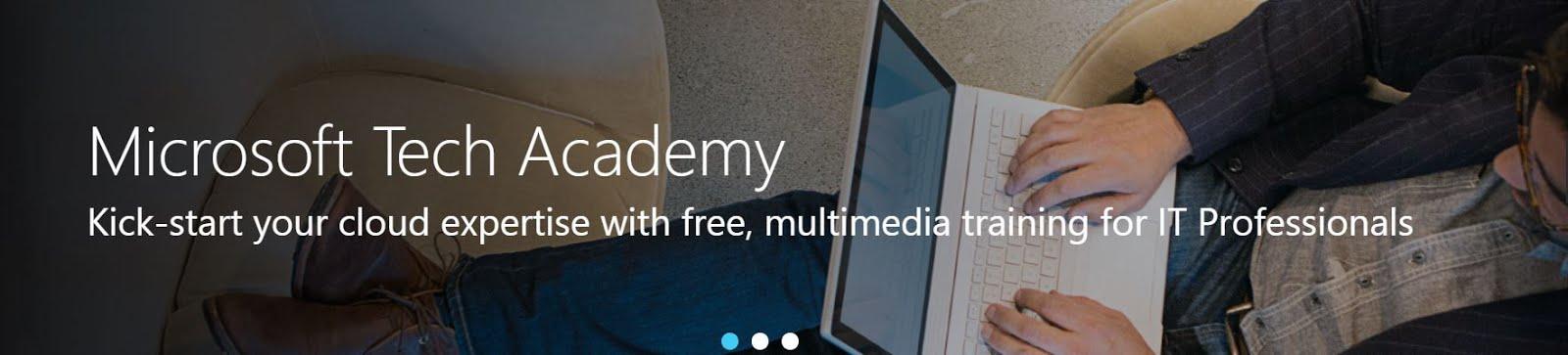 Microsoft Tech Academy