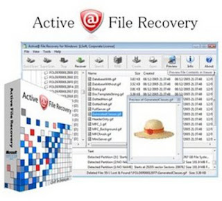 Active File Recovery Enterprise 8.1.0
