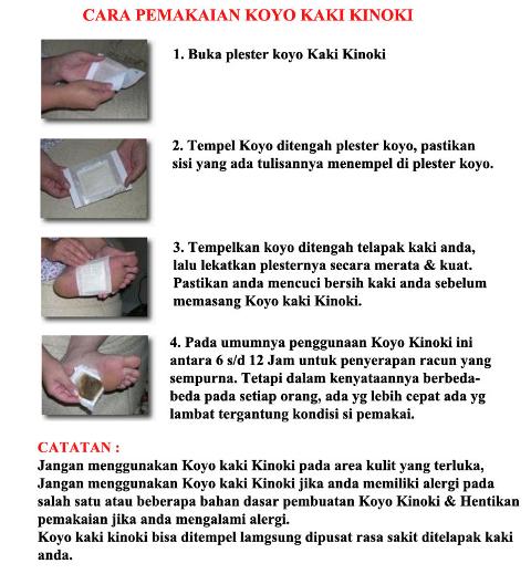 http://2.bp.blogspot.com/-2ctLsA7TQOE/T-f5ZQ7jCKI/AAAAAAAAAGQ/SkOj6iGEFiw/s1600/Cara+pemakaian+Koyo+kaki+Kinoki.PNG