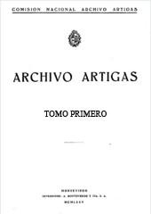 Archivo Artigas Completo